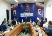 جلسه ستاد عتبات عالیات شهرستان طالقان