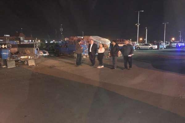 لیلا دودمان در بازدید شبانه از میدان میوه و ترهبار شیراز؛ نرخگذاری و نظارتها، روی کاغد مانده است!