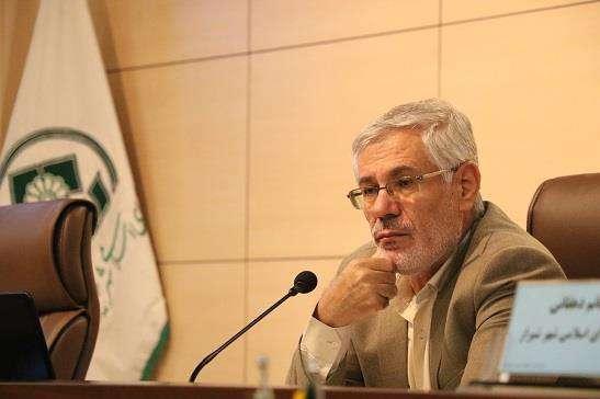 دکتر موسوی: شهرداریها با بحران مالی درگیر هستند/ عملکرد شهرداری شیراز در وضعیت فعلی ارزشمند است