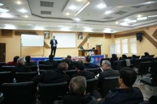 برگزاری سمینار روش های یادگیری و کتاب خوانی در شرکت برق منطقه ای زنجان