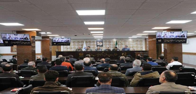 هیچ واحد صنفی آلاینده ای حق فعالیت در شهر مشهد را ندارد/ تاکید بر تسریع انتقال آبکاری ها به شهرک صنعتی