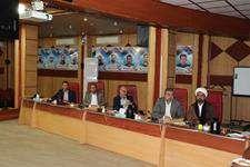 صدمین جلسه كميسيون برنامه و بودجه شوراي شهر اهواز برگزار شد