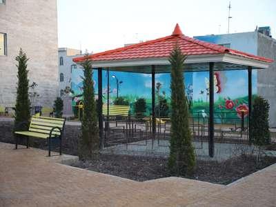 طرح بازپیرایی در 17 بوستان شهر قزوین اجرا شده است