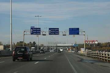 ضرورت تسریع در انجام پروژههای عمرانی برای رفع گرههای ترافیکی آزادراه