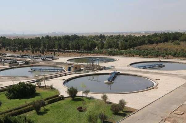 تولید سالانه ۱۷۲ میلیون متر مکعب پساب دراستان  اصفهان