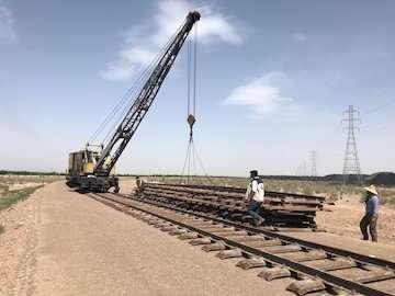 خیز دولت برای اتمام راه آهن سنندج – همدان