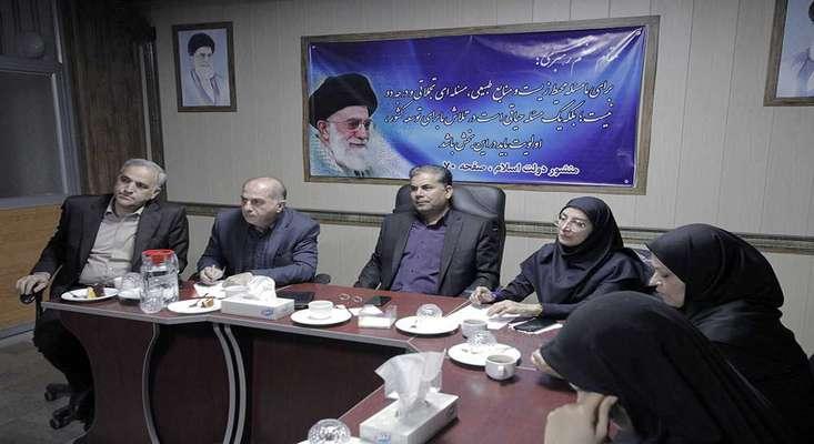 نشست هم اندیشی محیط زیست با سازمان های مردم نهاد محیط زیستی فارس برگزار شد