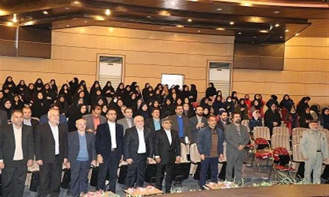 تجلیل از شركت آبفای شهری استان سمنان  در اجلاس استانی نماز