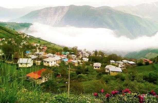 تولد روستاهای جدید، ویرانی قریههای قدیمی