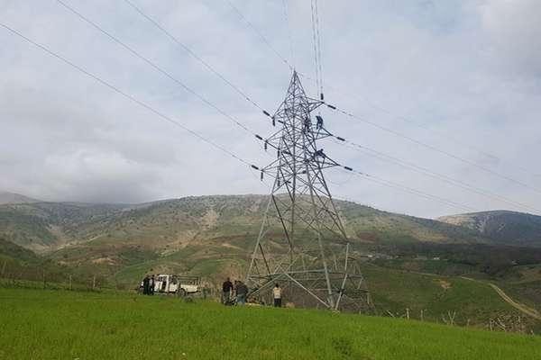 عملکرد معاونت بهرهبرداری شرکت برق منطقهای غرب در بخش خطوط تشریح شد