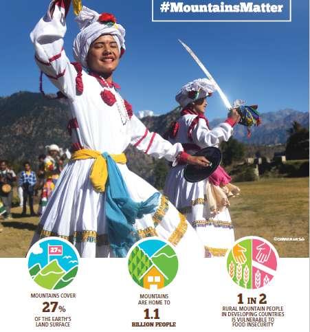 ۲۰ آذر روز جهانی کوهستان/ کوه برای جوانان مهم است، شعار روز جهانی کوهستان