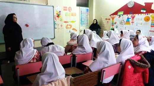 برگزاری کارگاههای آموزش شهروندی در سطح مدارس توسط شهرداری منطقه۴ تبریز