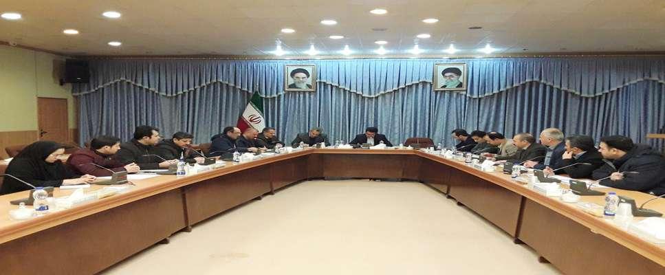 جلسه کمیسیون ماده 5 استان اردبیل با بررسی 48 پرونده برگزار شد