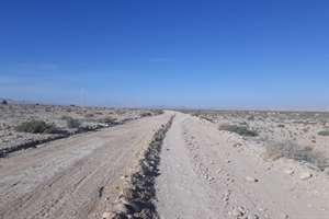 شروع عملیات اجرایی راه روستایی چاه ریگی بخش صحرای باغ لارستان در قالب طرح ملی ابرار