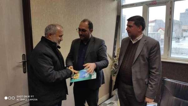 طی حکمی از طرف شهردار بناب/ حامد مشایخی به عنوان رئیس اداره امور اداری و منابع انسانی شهرداری بناب منصوب شد