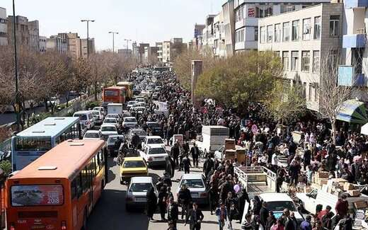 تلاش برای کاهش ترافیک در منطقه تاریخی و فرهنگی تبریز