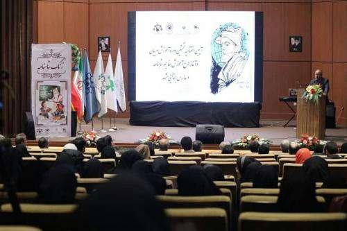 «زنگ شاهنامه» در مشهد به صدا در آمد