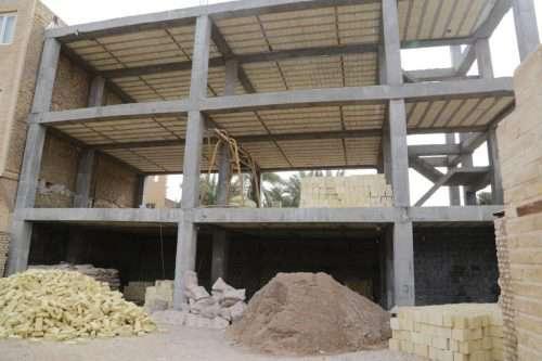 روایت تلاش : گزارش تصویری از ساخت ساختمان جدید شور...