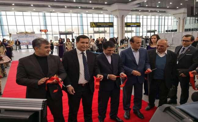 اولین پرواز تهران به مقصد تاشکند انجام شد