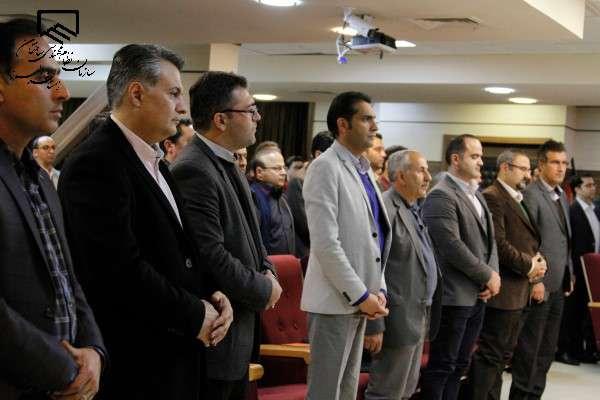 مدیران سازمان در مراسمی تودیع و معارفه شدند
