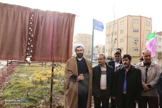زنده نگه داشتن یاد شهدا رویکرد جدی شهردار تبریز است