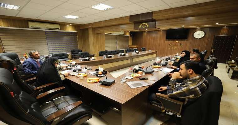 نود و هشتمین جلسه کمیسیون فرهنگی اجتماعی شورای شهر رشت