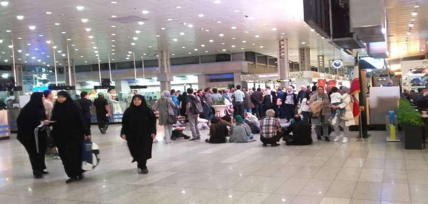 پای وزیر هم به اجاره غرفههای مسافرکشان بینشهری باز شد