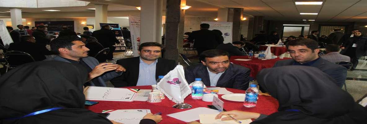 بزرگترین رویداد ملی فن آوری کشور با حضور مدیر کل راه و شهرسازی استان البرز