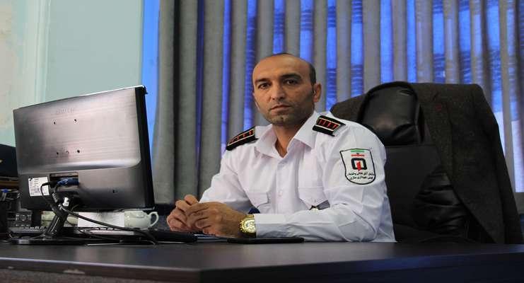 سرپرست سازمان آتش نشانی و خدمات ایمنی شهرداری ساری منصوب شد
