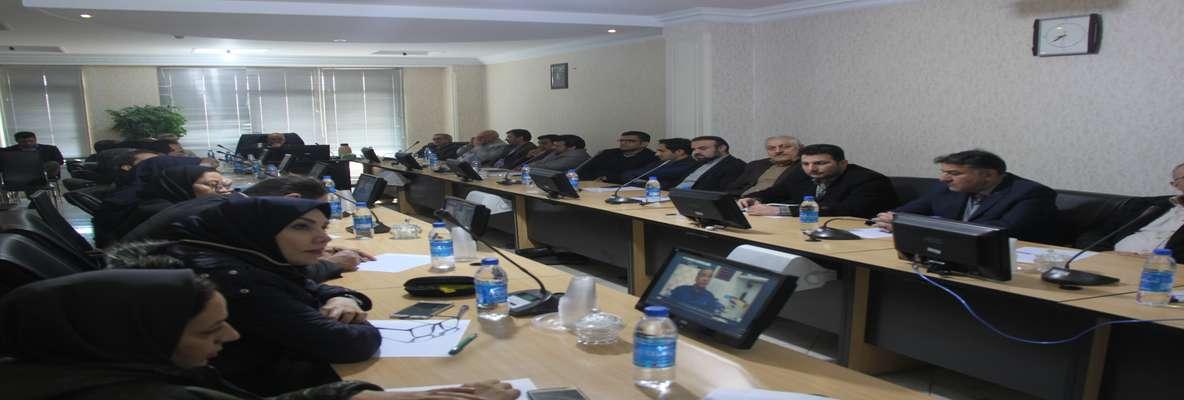 برگزاری دوره آموزشی برای مشاغل حساس جهت کارکنان اداره کل راه و شهرسازی البرز