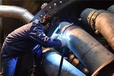 واحد یک گازی نیروگاه قم به مدت 35 روز از شبکه سراسری برق خارج شد