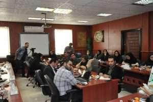 نشست خبری شهردار بجنورد با اصحاب رسانه درفضایی دوستانه برای نقد برگزار شد