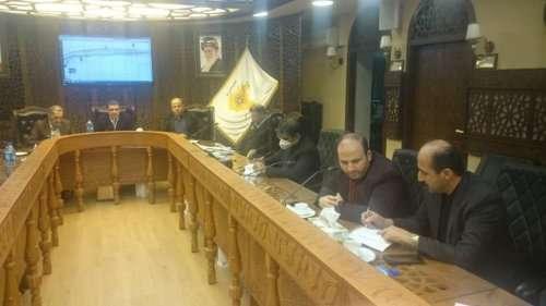 اصلاح ترافیکی میدان بسیج ومحور 60 متری افسران مصوبه شورای ترافیک بود