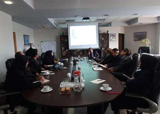 جلسه هم اندیشی برنامه عمل آموزش محیط زیست در حوزه تنوع زیستی و زیستگاه ها برگزار شد