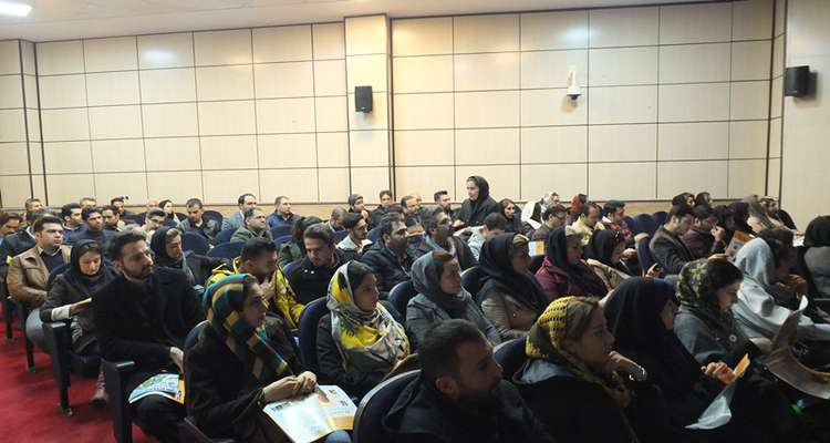 برگزاری کارگاه و نمایشگاه نمای منطقه ۱۳ تهران/گزارش تصویری