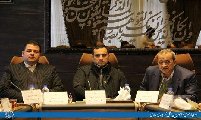 تعامل و همدلی شورای اسلامی شهر و شهرداری در راستای توسعه شهر ساری
