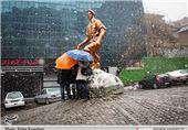 هواشناسی ایران ۹۸/۰۹/۲۳|پیشبینی برف و باران ۶روزه در ۳۱ استان/هشدار کولاک برف و سیلاب