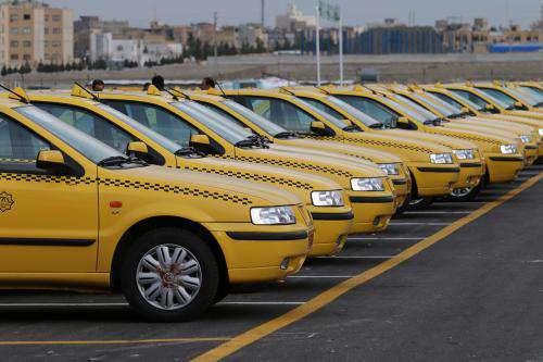 افزایش سهمیه بنزین تاکسی های ون به 600 لیتر درماه