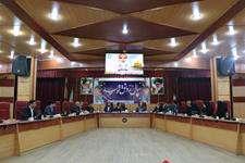 صد و دومین جلسه كميسيون برنامه و بودجه شوراي شهر اهواز برگزار شد