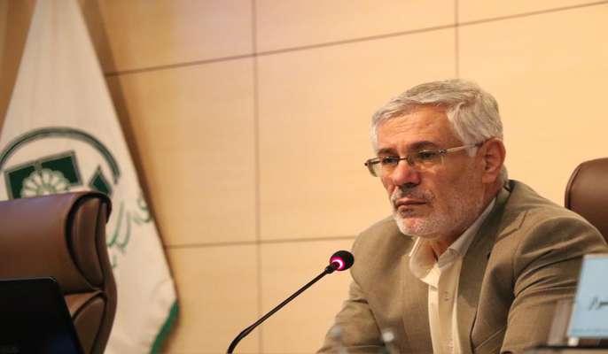 برای دومین سال پیاپی؛ سید عبدالرزاق موسوی نایب رئیس شورای عالی استانها شد