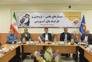 پژوهش در رونق تولید و ارزش افزوده در برق منطقه ای خوزستان نقش تعیین کننده دارد / ارائه دستاوردهای برق منطقه ای خوزستان در حوزه پژوهش و تحقیقات
