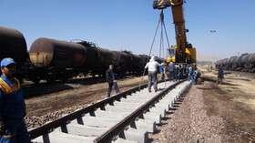 راه اندازی راه آهن سنندج-همدان تا ۱۴۰۰ با ریل ملی