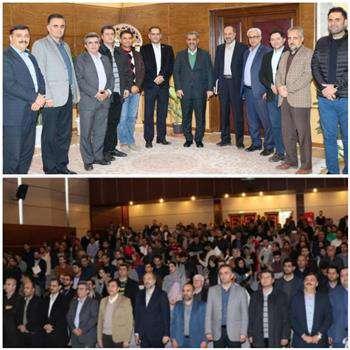 دو برنامه ویژه برای ۲۱ سالگی سازمان نظام مهندسی ساختمان استان قزوین