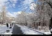 هواشناسی ایران ۹۸/۰۹/۲۴| برف و باران کشور را فرا میگیرد