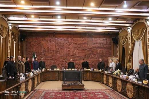 یکصد و پنجاه و یکمین جلسه شورای اسلامی شهر تبریز