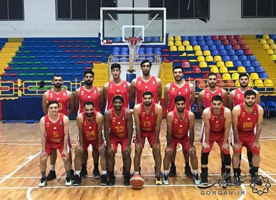 آغاز بلیط فروشی دیدار بسکتبال شهرداری گرگان و نفت آبادان
