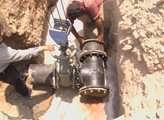 اجرای طرحهای تامین آب شرب شهر دیشموک در کهگیلویه و بویراحمد