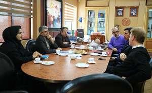 برگزاری جلسه با جهاد دانشگاهی یزد در خصوص اجرای مفاد طرح...