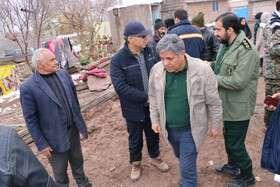کار هیچ واحد مسکونی در مناطق زلزله زده به دلیل آواربرداری نشدن لنگ نمیماند