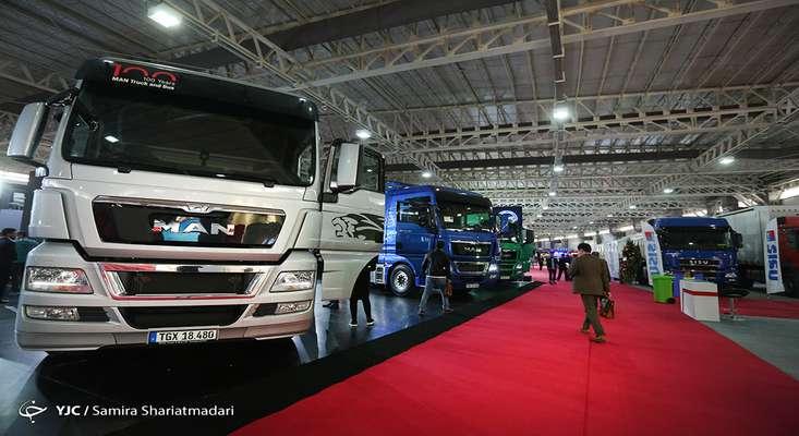 افتتاح چهارمین نمایشگاه بینالمللی حمل و نقل و لجستیک با حضور وزیر راه و شهرسازی